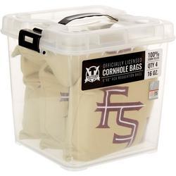 4-pc. Corn Filled Cornhole Bag Set