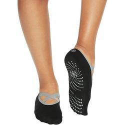 Womens Grippy Yoga Barre Socks