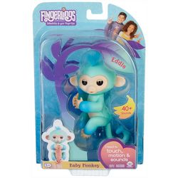 Baby Monkey Eddie