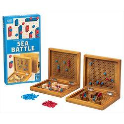 Professor Puzzle Sea Battle Game Set