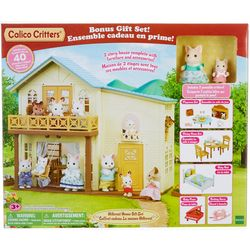 Calico Critters Hillcrest Home Gift Set