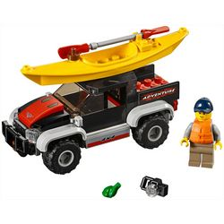 City Kayak Adventure Building Set