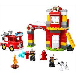 Duplo 76-pc. Fire Station Set
