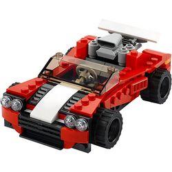Creator Sports Car Building Set