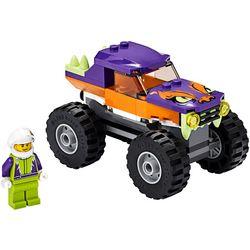 City Monster Truck Building Set