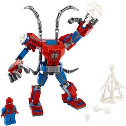 Lego Marvel Spider-Man Mech