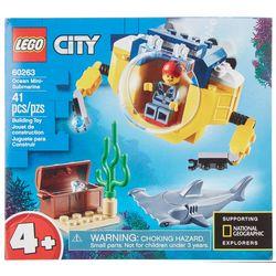 City Ocean Mini-Submarine