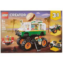 Creator Monster Burger Truck