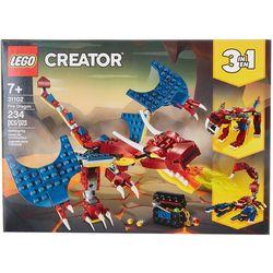 Creator Fire Dragon