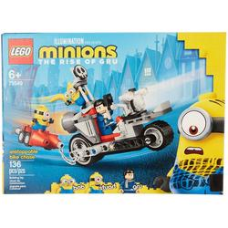 Minions The Rise of Gru Unstoppable Bike Chase