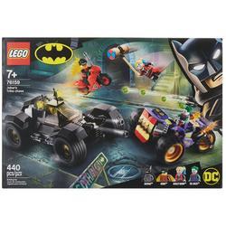 Batman Joker's Trike Chase