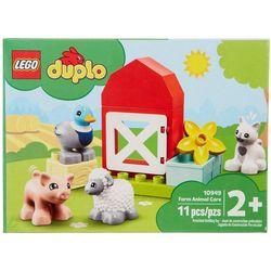 Lego Duplo 11-pc. Farm Animal Care