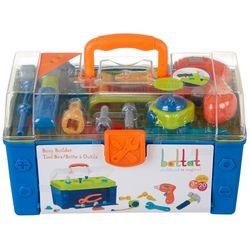 Busy Builder Toy Tool Box