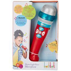 Battat Musical Light Show Microphone