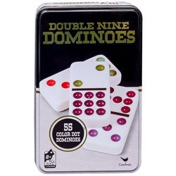 Cardinal Double Nine Dominoes
