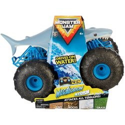 Official Megalodon Remote Control Monster Truck