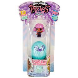 2-pk. Mini Pixies Glitter Angels