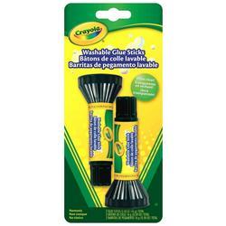 2-pk. Washable Glue Stick Set