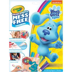 Blue's Clues & You Color Wonder Coloring Set