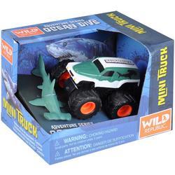 Mini Truck & Hammerhead Shark Play Set