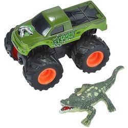 Mini Truck & Crocodile Play Set