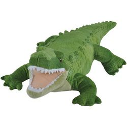 Large Alligator Plush Toy