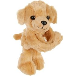 Huggers Yellow Lab Plush Toy