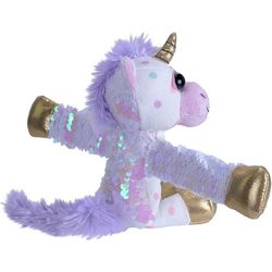 Huggers Sequin Unicorn Plush Toy