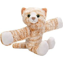 Huggers Tabby Cat Plush Toy