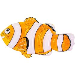 Swimline Clownfish Glitter Pool Float