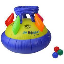 Shootball Game Float