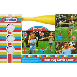 Little Tikes Triple Splash T-Ball Set