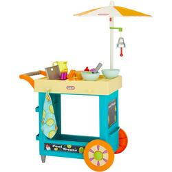 2-in-1 Lemonade & Ice Cream Stand