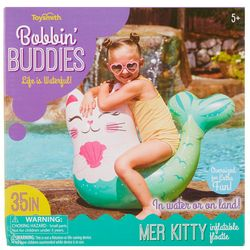Bobbin Buddies Mer Kitty Inflatable Floatie