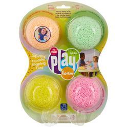 4-pk. Sparkle Play Foam
