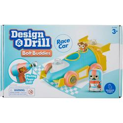 Design & Drill Bolt Buddies Race Car