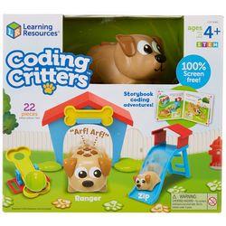 Coding Critters Ranger & Zip
