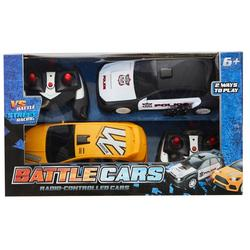 2-pk. Battle Cars Set