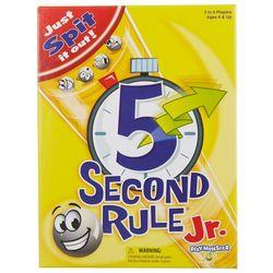 5 Second Rule Jr. Game