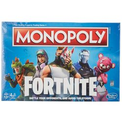 Hasbro Fortnite Monopoly Board Game