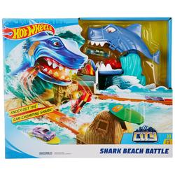 City Shark Beach Battle Play Set