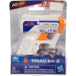 Nerf Triad EX-3 Elite Blaster & Darts Set