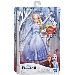 Frozen II Singing Elsa Doll