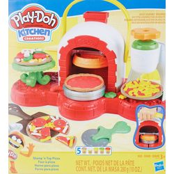 Play-Doh Kitchen Creations Stamp 'N Top Pizza Playset