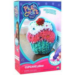 The Orb Factory Cupcake Pillow Kit