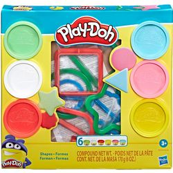 Play-Doh Fun Shapes