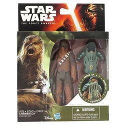 The Force Awakens Chewbacca Figurine