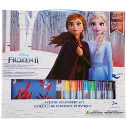 Disney Frozen II Artistic Stationary Set