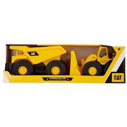 2-pk. Construction Fleet Truck Set