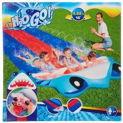 H2O Go Splashy Shark Slide